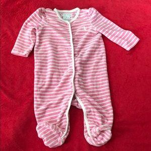 Ralph Lauren onesie pajama size 3 mm
